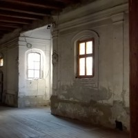Im Inneren der Siebenkapellenkriche