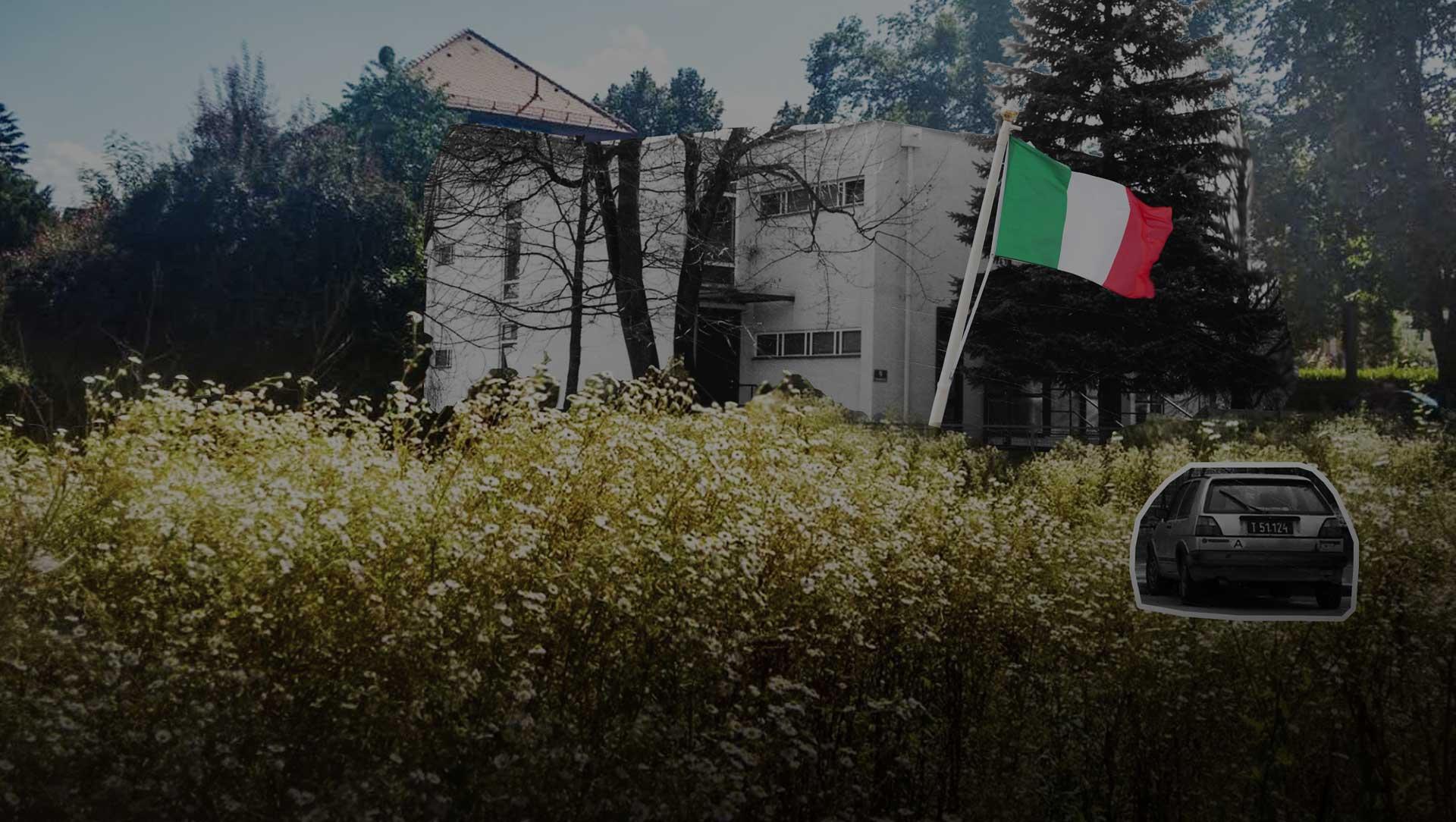 Da waren wir schon! <br />INNSBRUCK'S <br />LITTLE ITALY