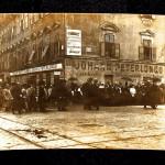 Maria-Theresien-Straße 57 um 1910 - Quelle: Privater Sammler